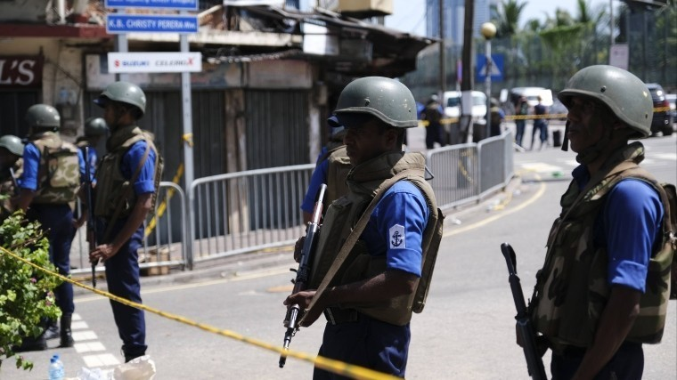 Reuters: в кинотеатре в Коломбо на Шри-Ланке произошел взрыв