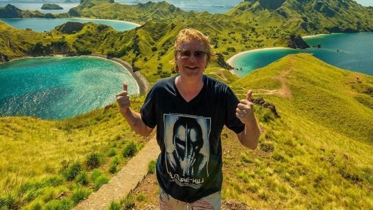 «Ходить ипереться»: Григорьев-Апполонов решил уехать жить наБали