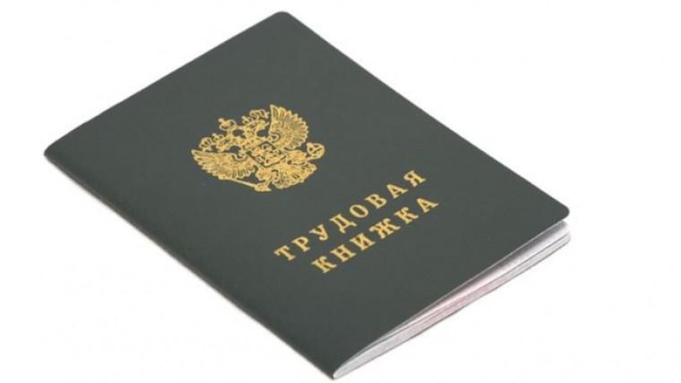 Впереди Госдумы всей: ПФР оцифровал трудовые книжки россиян