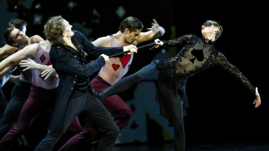 В Японии начались первые за 20 лет гастроли театра балета Бориса Эйфмана