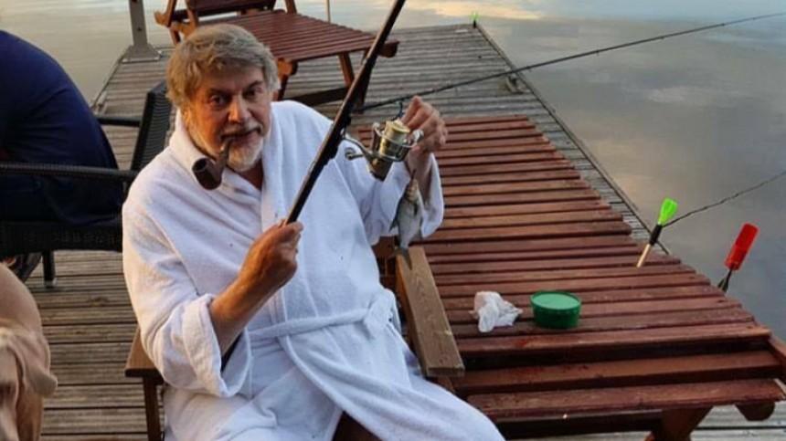 Александр Ширвиндт отметит 85-летний юбилей с удочкой у озера