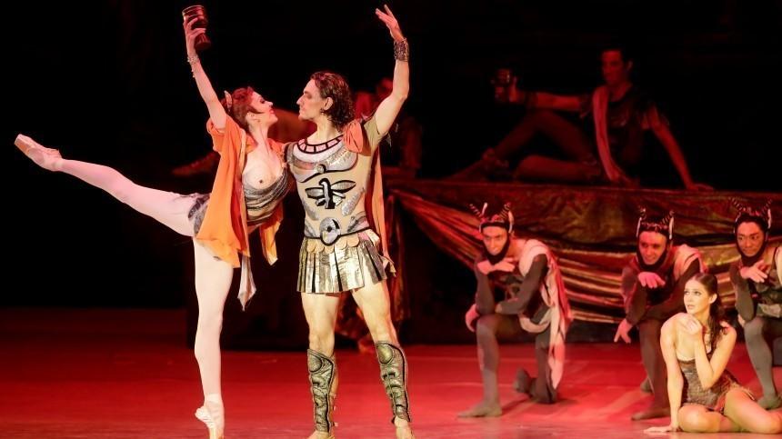 Культурный Крым: балет под открытым небом висполнении мировых звезд