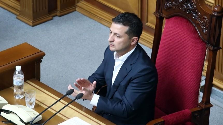 Зеленский затеял новую игру с Кремлем