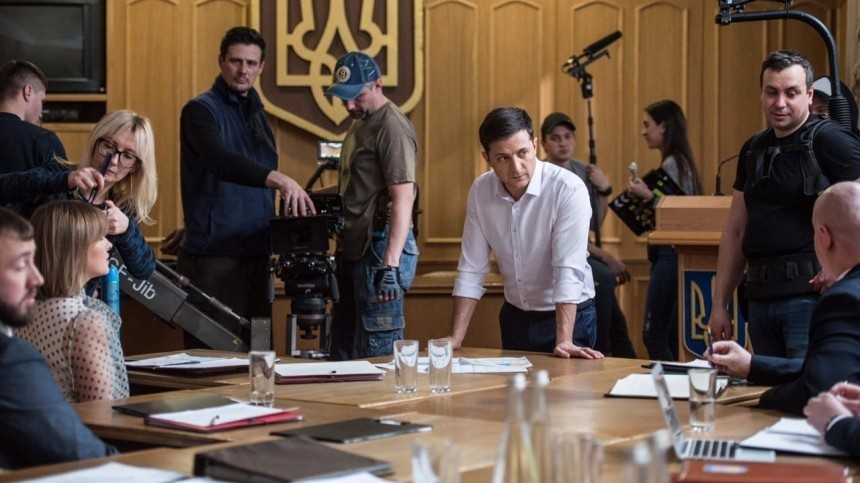 Зеленский намерен превратить Украину в «мощную кинематографическую державу»