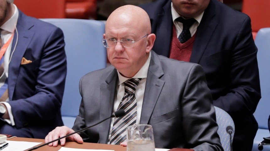 Небензя рассмешил Трампа вовремя ланча спредставителями Совбеза ООН