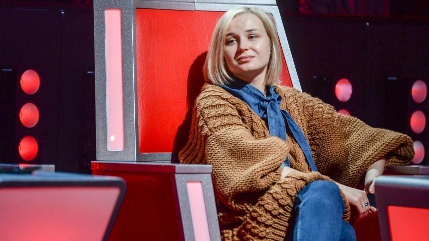 «Держи, малая, отдуши!»: Полину Гагарину оскорбили намузыкальном шоу