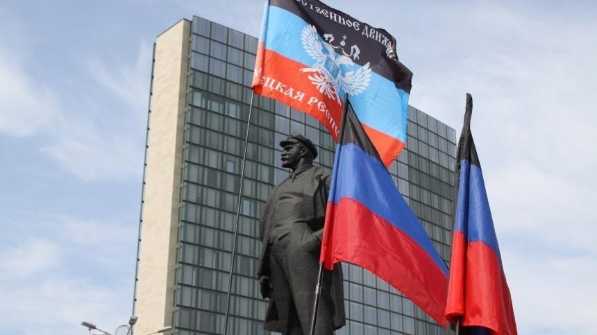Зеленский заявил, что закон об особом статусе Донбассе будет продлен на год