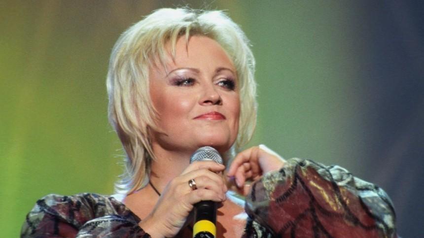 Певица Анна Вески