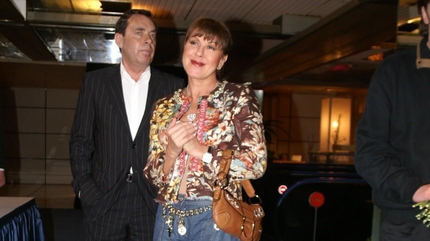На новую беременность певица решится лишь в четвертом браке с А. Плаксиным