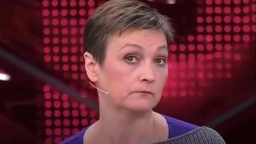 Актриса Ксения Качалина