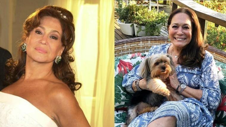 Сюзана Виейра долгое время борется сонкологией