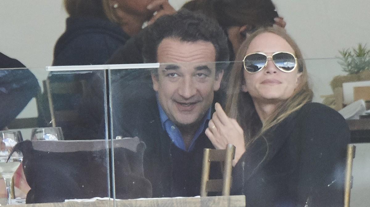 Мэри-Кейт Олсен и Оливье Саркози в 2019-м