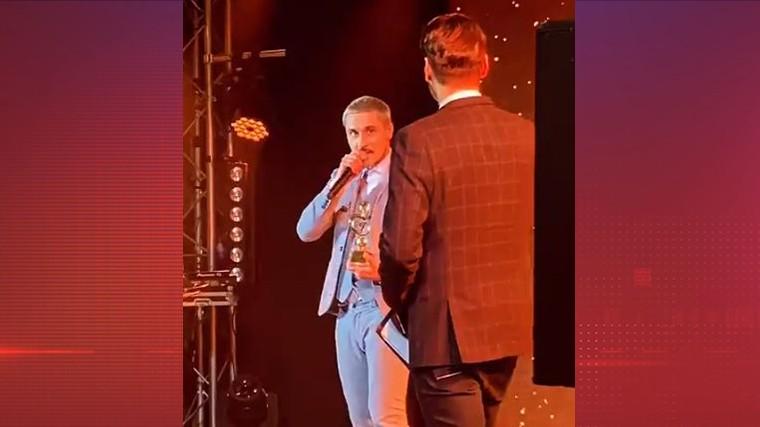 Заособые заслуги: Дима Билан иLittle Big стали лауреатами премии BraVo
