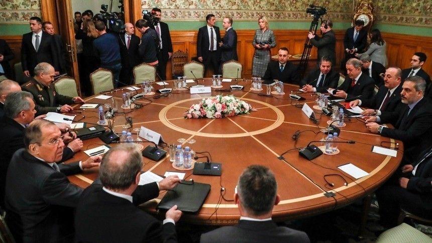 Итоги иперспективы первых переговоров поЛивии вМоскве