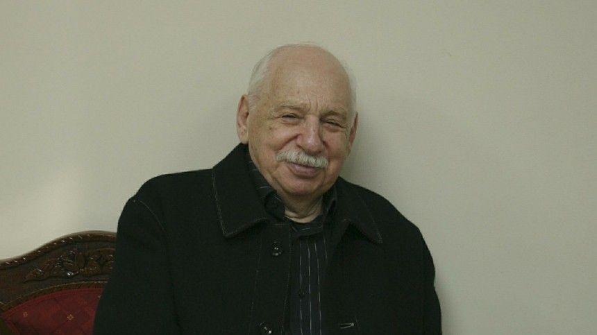 Умер основатель петербургского театра «Буфф» Исаак Штокбант