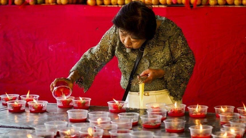 Буддийский Новый год: Как его отмечают в…