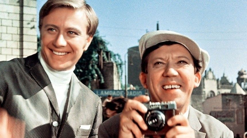 Тест: Угадайте советскую комедию поцитате