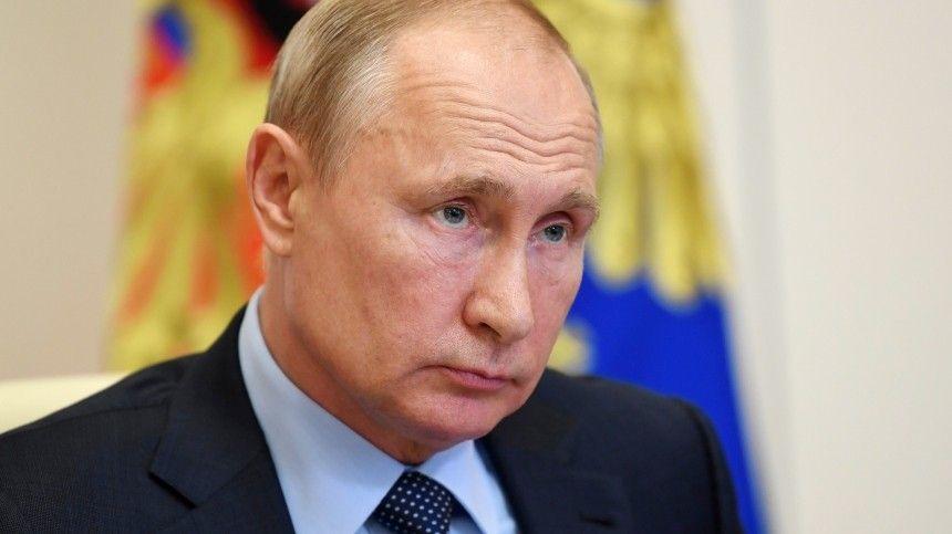 Российский писатель предложил номинировать Путина наНобелевскую премию мира