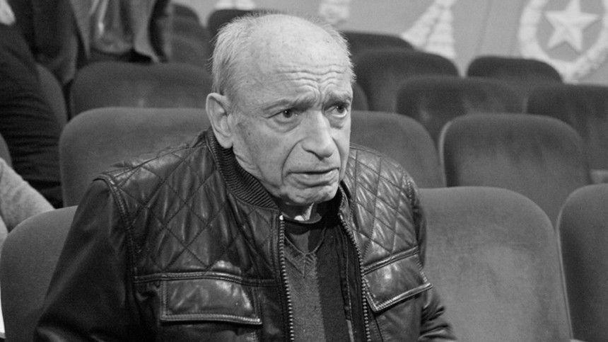 Много страдал, много грешил: Екатерина Васильева об ушедшем из жизни Гафте