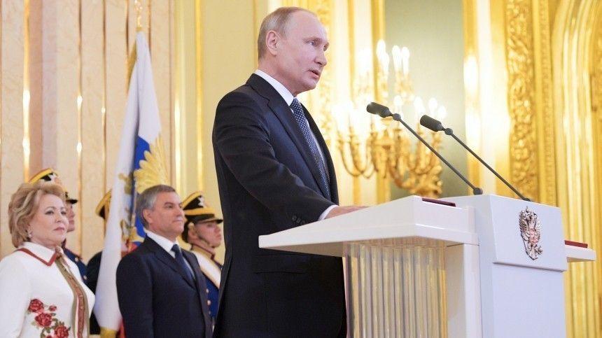 Путин рассказал, готов ли пойти на пятый президентский срок
