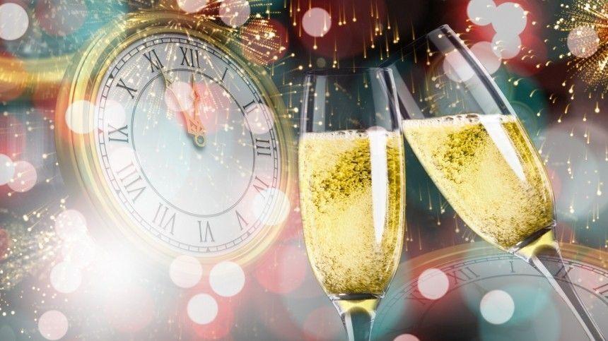 Россияне назвали человека, с которым хотели бы отметить Новый год
