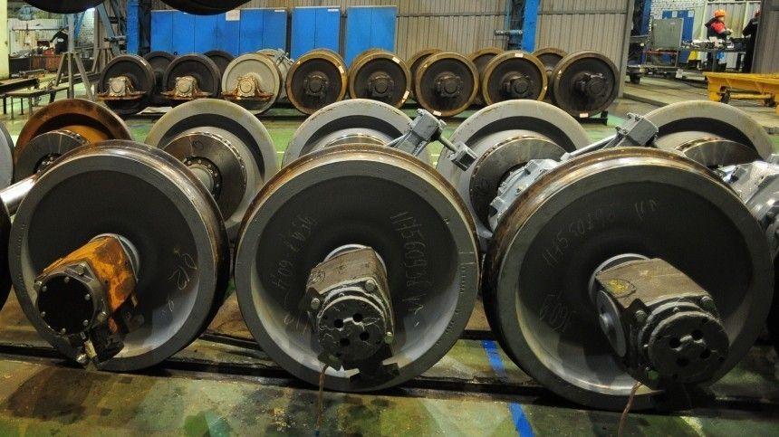 Обнаружен склад с похищенным вагонным оборудованием на сумму более 5 миллионов рублей