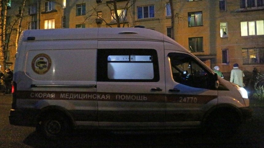 Взрыв газа прогремел в частном доме в Петербурге
