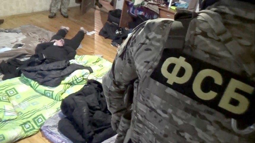 Видео задержания участников банды Шамиля Басаева и Амира…