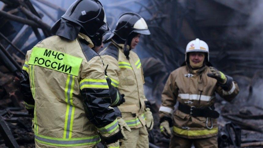 Причины пожара на складе ГСМ в Красноярске установит специальная…