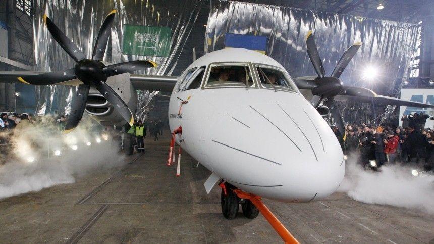 Двум новейшим украинским самолетам не разрешили подниматься в…