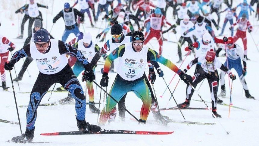 В одном из главных спортивных событий года приняли участие жители 72 регионов РФ.