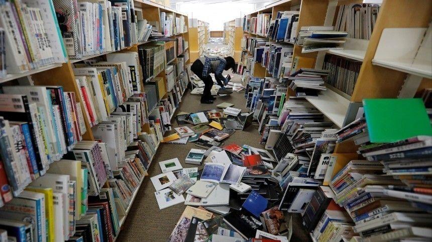 Число пострадавших при землетрясении в Японии превысило отметку в …