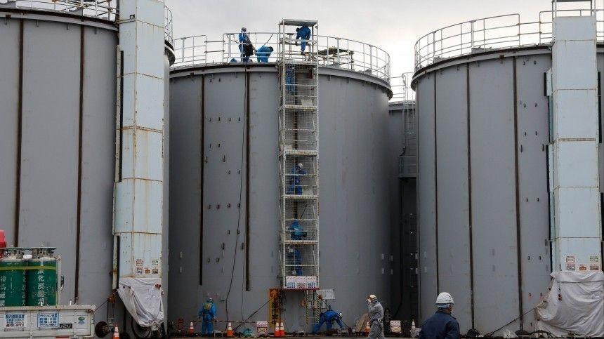 Утечку радиоактивной воды обнаружили на АЭС в…