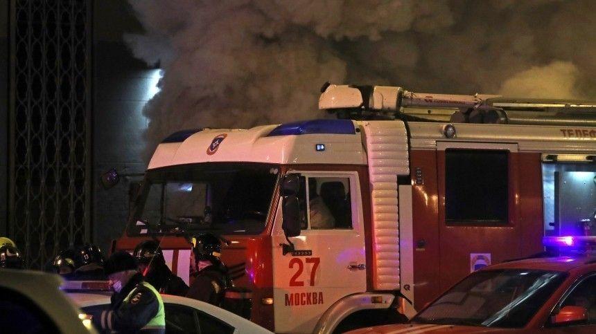 Более   вьетнамцев пострадали при пожаре в подпольном цехе в…