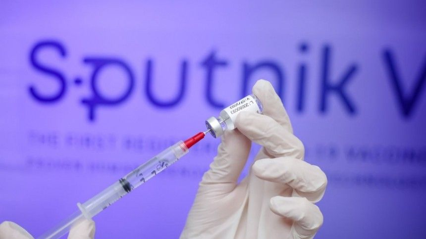 Макрон: Российские вакцины помогут победить пандемию COVID-…