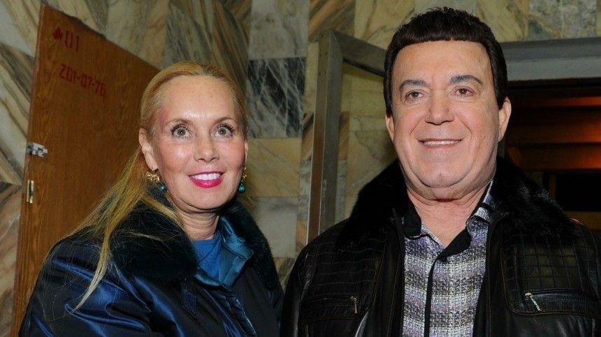 Живет в Армении : вдова Кобзона впервые рассказала о приемном…