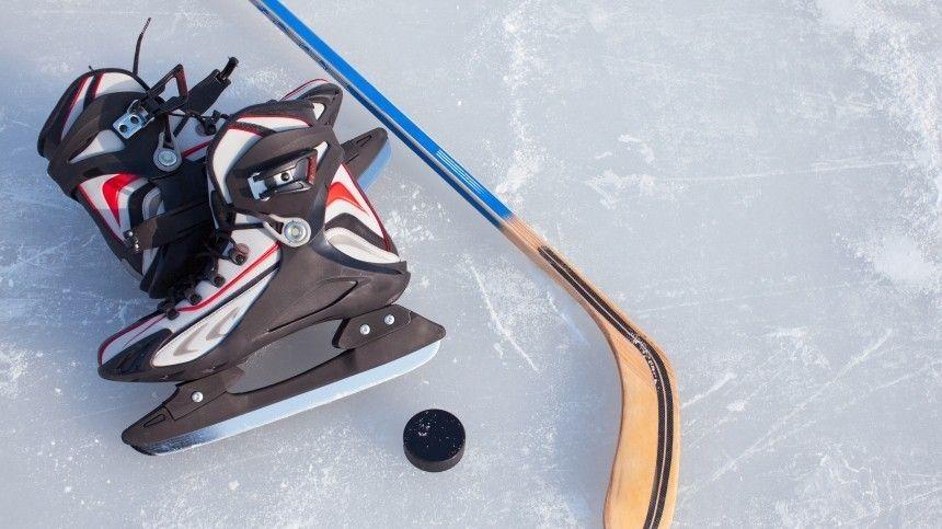 В жарких схватках раскаленный лед  в Канаде играли в хоккей   часа…