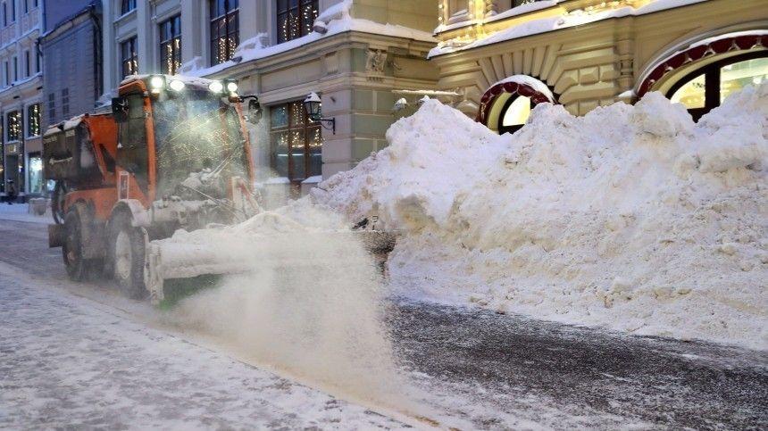 Суровая зима продолжает лютовать в российских…