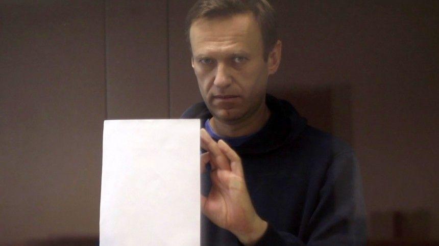 Прокурор озвучил в суде предложение по наказанию для Навального за…