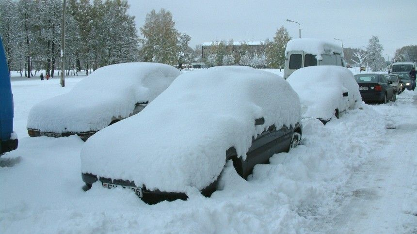 Актуально, как никогда  Как вызволить свой автомобиль из снежного…