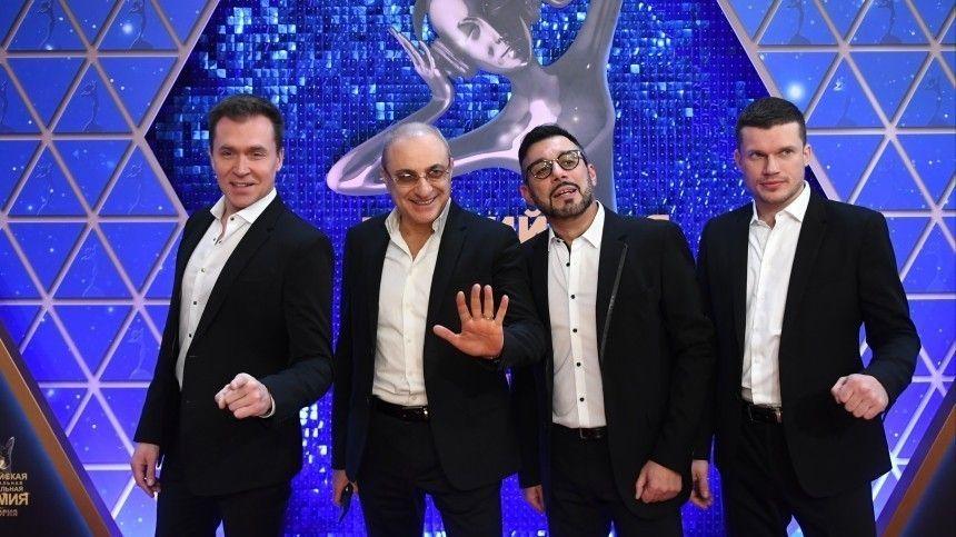 Трое участников  Хора Турецкого  попали в черный список…