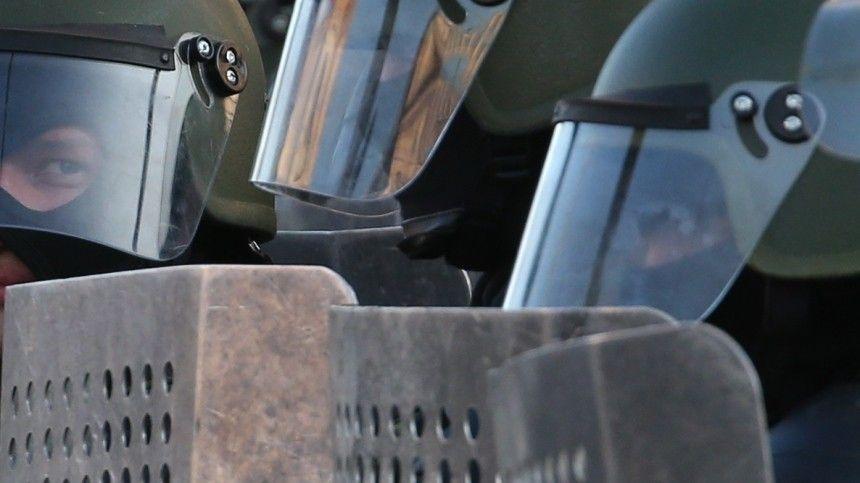 Дети в подвале играли в ОМОН : МВД начало проверку  имитации митинга  в…