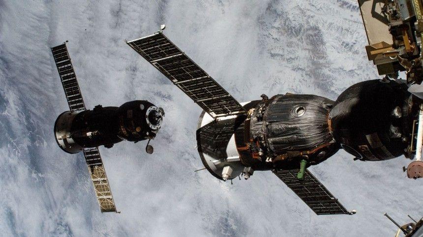 Глава Роскосмоса прокомментировал стыковку  Прогресса  к МКС со второй попытки…