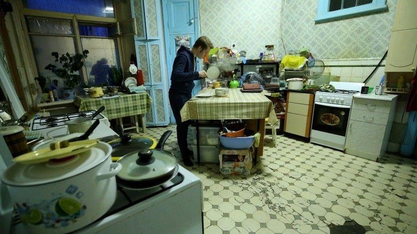 В Петербурге ужесточили правила расселения…