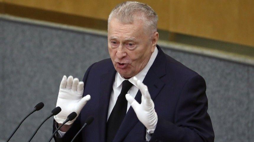 И гинекологом можете работать : Путин о способности Жириновского уговорить кого…