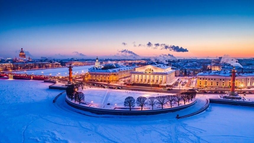 Минувшая ночь в Петербурге стала самой холодной за текущую…