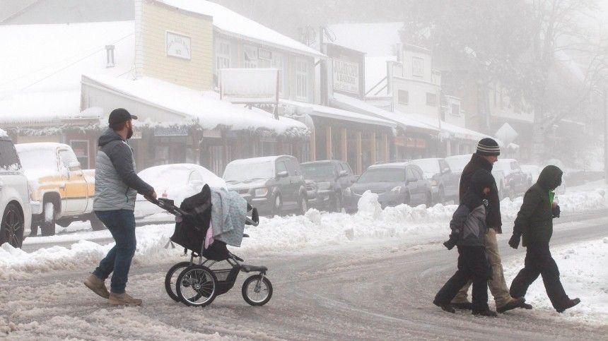 Жертвами аномальных холодов в США стали уже  …