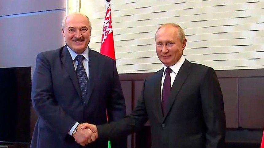 Лукашенко рассказал, когда встретится с…