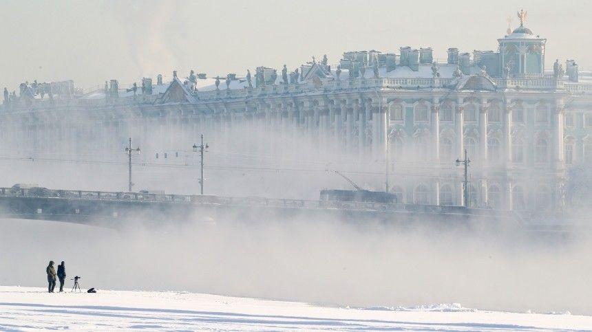 Когда лютые холода в Петербурге сменятся более теплой…