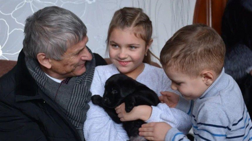 Мечты сбываются: девочка, попросившая о подарке у Путина, получила…